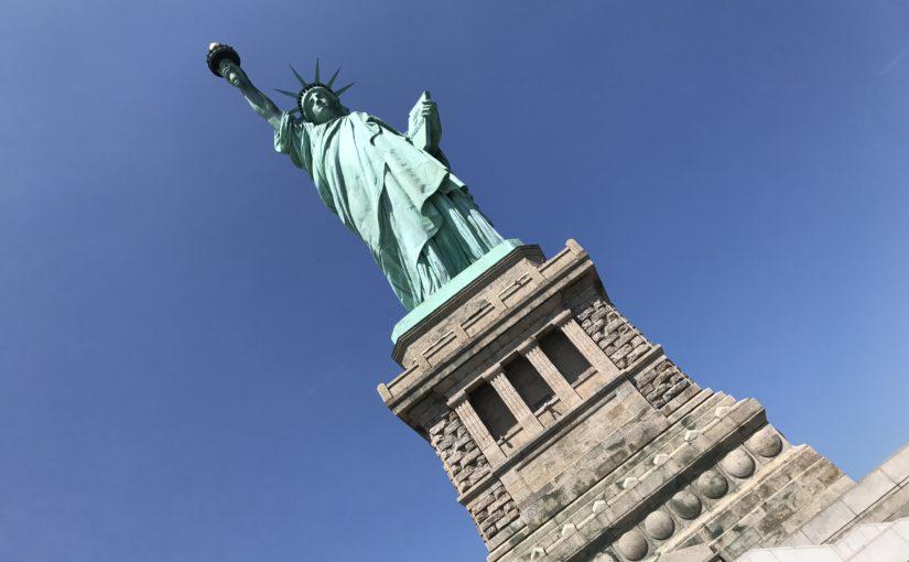4. Nap – Szabadság-szobor